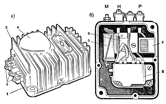 Транзисторный коммутатор: