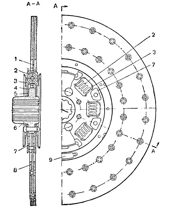 Коробка передач зил 131 схема переключения фото 14