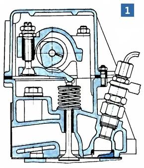 Переделка бензинового двигателя в дизельный